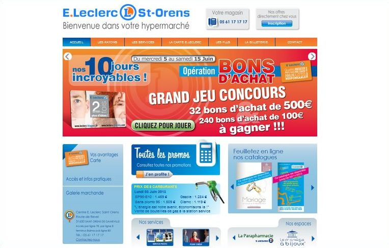 Leclerc St Orens